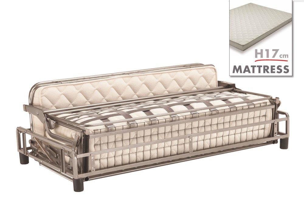 Meccanismo autoportante per divano letto diciotto - Divano letto con materasso ortopedico ...