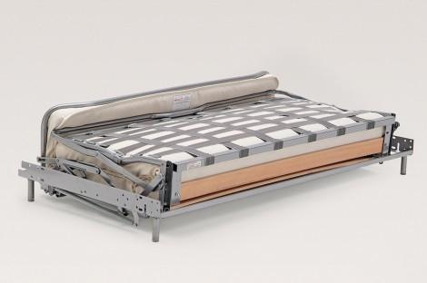 M canisme deux plis pour canap lit romoflex - Canape couchage permanent ...