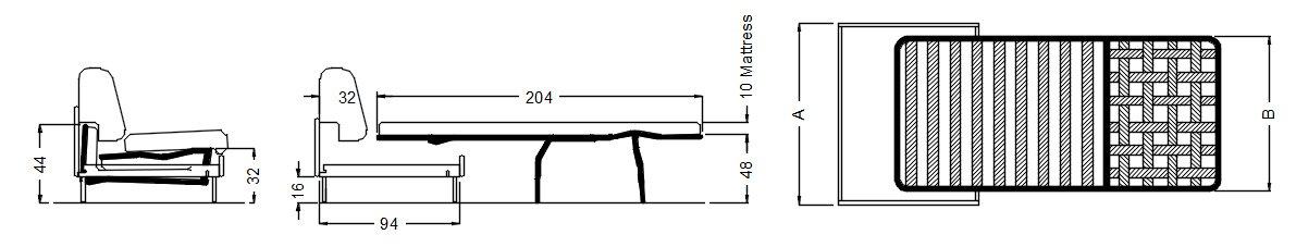 Romoflex-dimensioni
