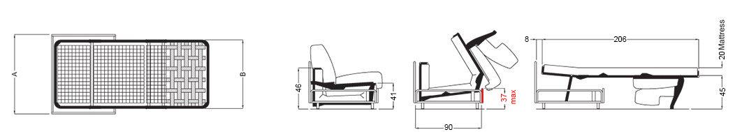 Latre-H21-dimensioni