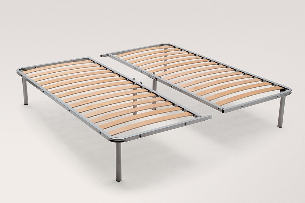 """Serie Rete Letto"" wooden bed base slats"